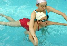 游泳培训初学班、提高班