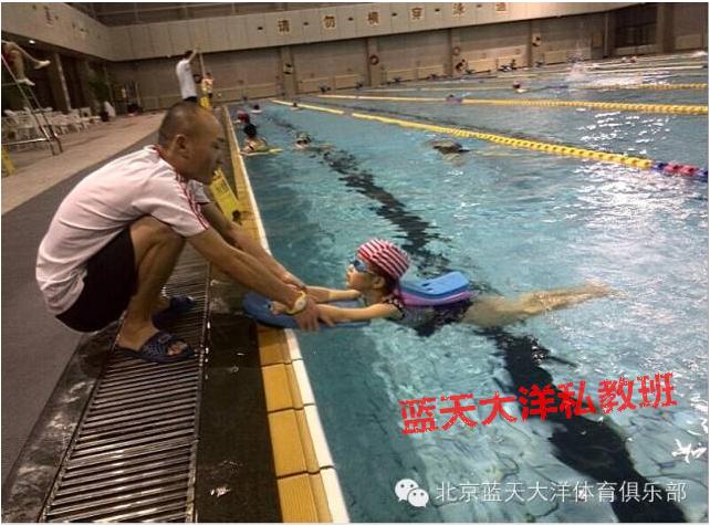 游泳培训私教班