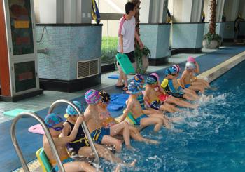 西三旗游泳培训