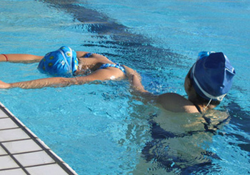 回龙观青少年游泳培训班