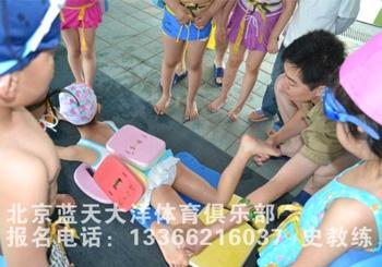 青少年游泳培训班