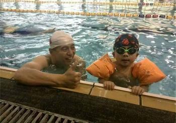 京北回龙观游泳私教