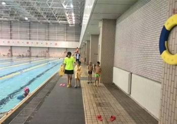 北京儿童游泳培训