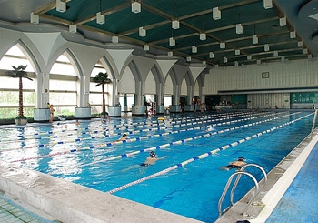 回龙观附近游泳馆培训班