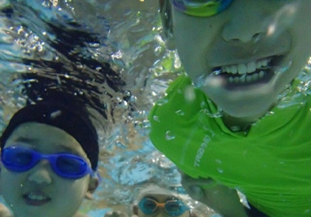 回龙观少儿游泳培训