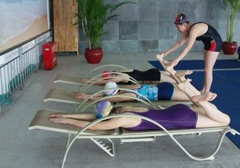 回龙观幼儿游泳教学