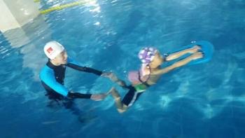 西三旗游泳班