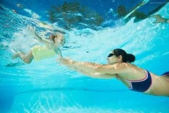 北京亲子游泳培训